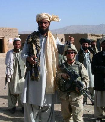 AfghaniGiant