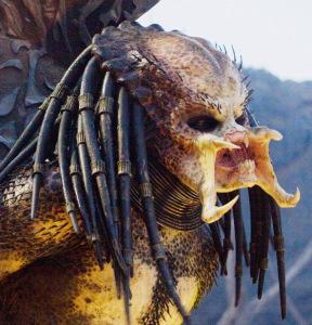 The Massive Skull had tusk molars.  Did it resemble Predator of Hollywood?